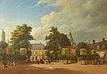 Hippolyte Sebron - Vue Du Château De Neuilly.jpg
