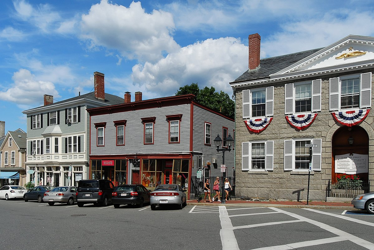 Marblehead Historic District - Wikipedia