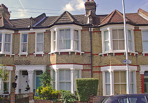 Hither Green - Victorian terrace