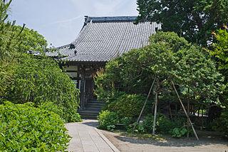 Hōkai-ji (Kamakura) Buddhist temple in Kamakura, Japan