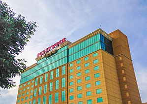 Hollywood Casino St. Louis - Hollywood Casino St. Louis in 2016
