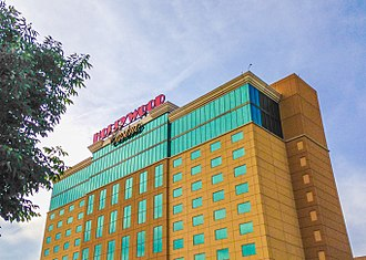 Maryland Heights, Missouri - Hollywood Casino St. Louis