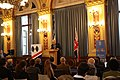 Holocaust Memorial Day at the FCO, 21 January 2015 IMG 3043 (16161765637).jpg