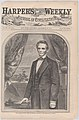 Hon. Abraham Lincoln, born in Kentucky, February 12, 1809 (Harper's Weekly, Vol. IV) MET DP875205.jpg