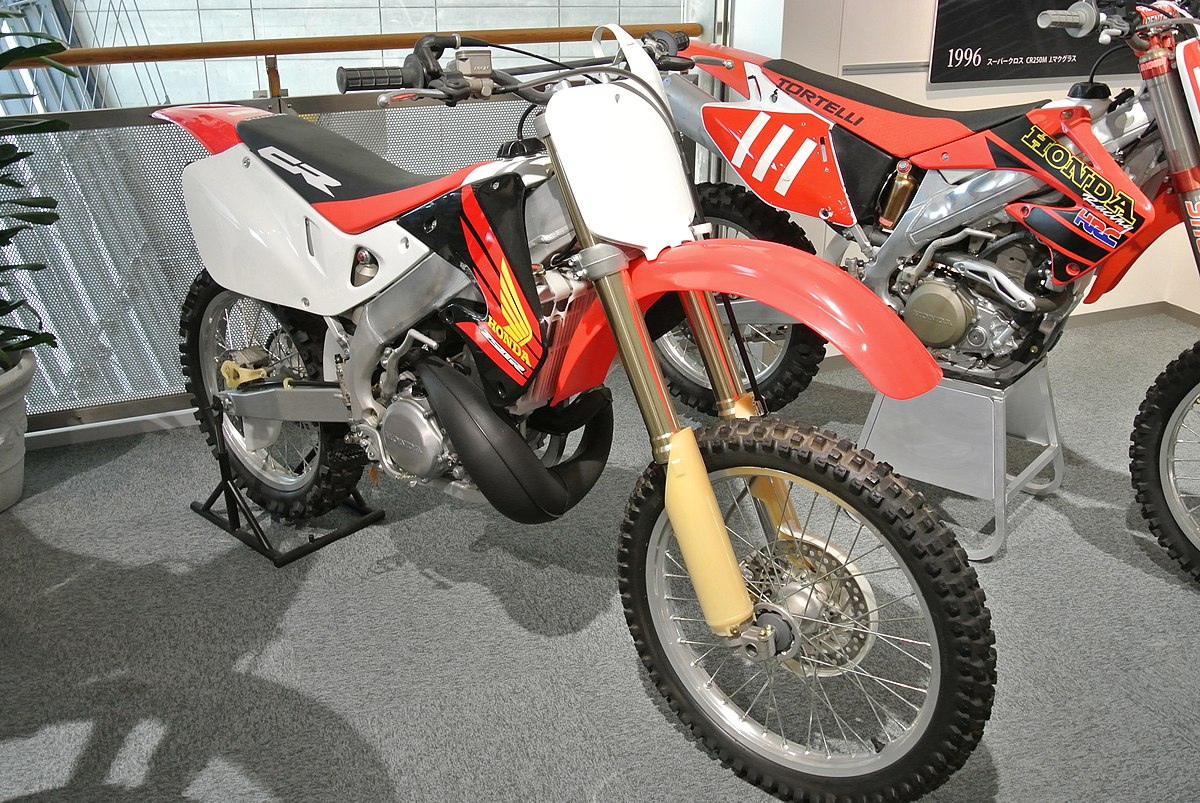 honda cr 250 r wikipedia. Black Bedroom Furniture Sets. Home Design Ideas