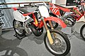 Honda 1997 CR250R in the Honda Collection Hall.JPG