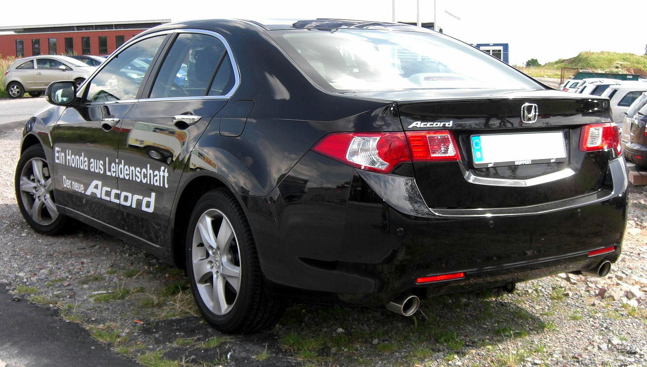 File honda accord rear 2008 jpg wikimedia commons for What does tpms mean on a honda accord