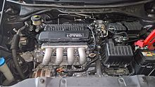 honda l engine wikipedia Honda Pilot Engine Diagram