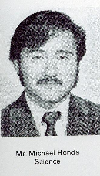Mike Honda - Honda as a teacher at Sunnyvale High School
