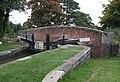 Hoo Mill Lock and Bridge, Trent and Mersey Canal, Staffordshire - geograph.org.uk - 599448.jpg