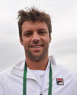 Horacio Zeballos Argentine tennis player