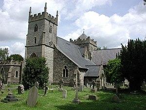 Horfield - Holy Trinity Church, Horfield