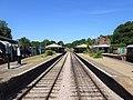 Horsted Keynes railway station, West Sussex (geograph 5828745).jpg