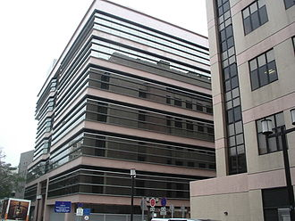 Health in Hong Kong - Hospital Authority Headquarters