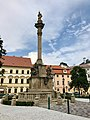 Hradčanské Náměstí, Hradčany, Praha, Hlavní Město Praha, Česká Republika (48790944167).jpg