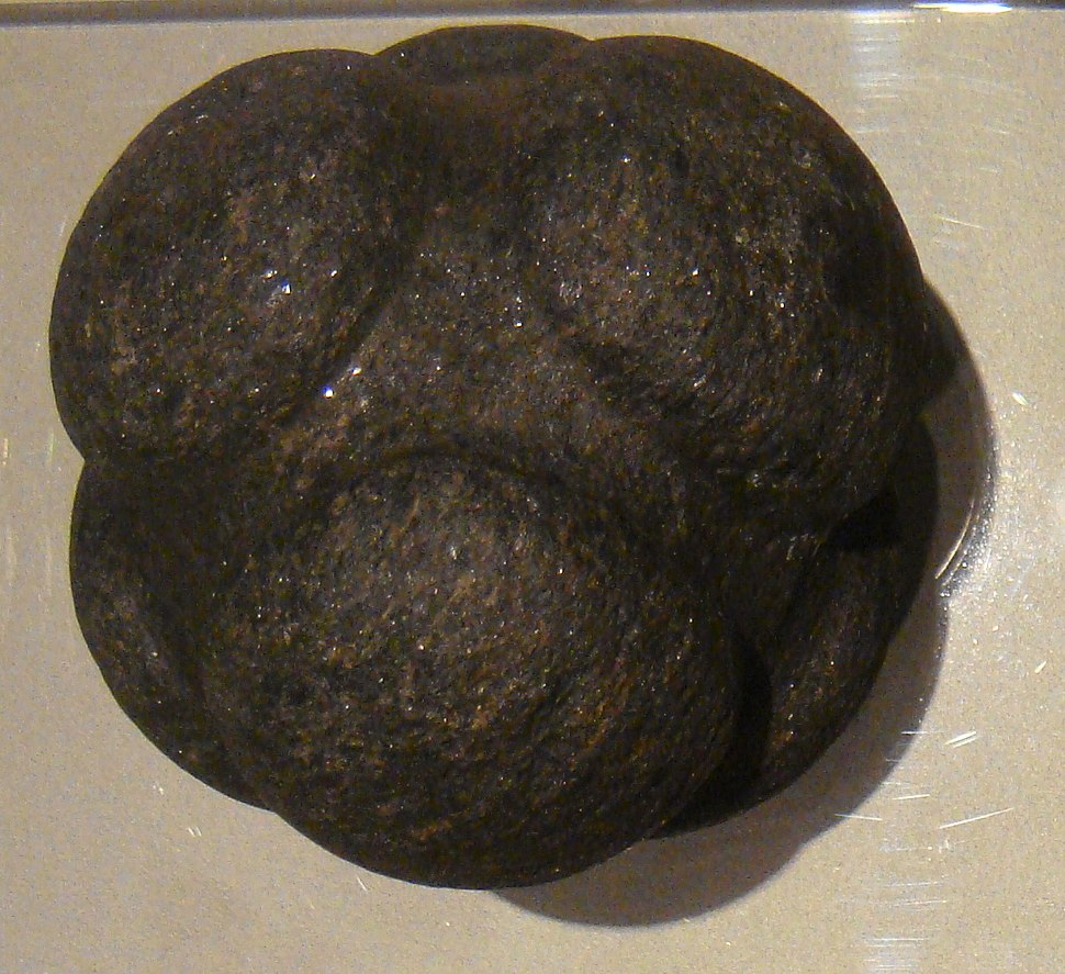 Human Prehistory in the Kelvingrove carved stone ball Alford