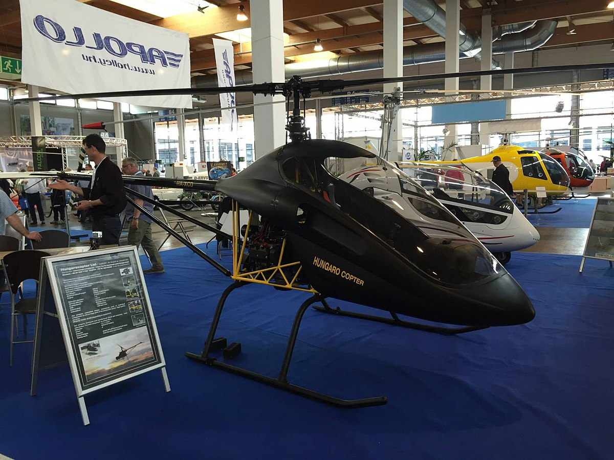 Px Hungaro Copter