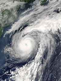 Hurricane Alex 04 aug 2004 1500Z