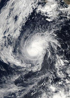 Hurricane Paul (2006) - Hurricane Paul shortly after peak intensity
