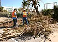 Hurricane Wilma aftermath Lauderdale by the Sea FL.jpg