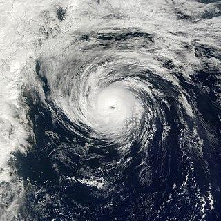 Hurricane Humberto (2001) Category 2 Atlantic hurricane in 2001