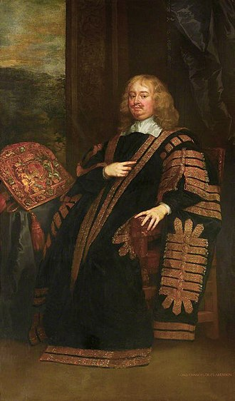 Edward Hyde, 1st Earl of Clarendon - Image: Hydeed