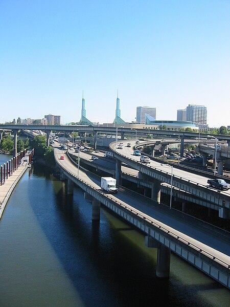 File:I-84 and I-5 interchange.jpg