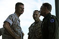 II MEF commanding general speaks to 24th MEU Marines aboard USS Iwo Jima 141029-M-AR522-066.jpg