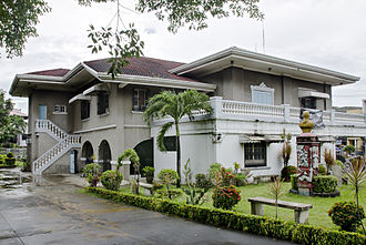 Bulacan - The Casa Real de Malolos. Served as the office and residency of the Governor of Malolos.