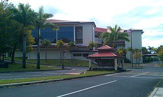 University of Hawai'i at Hilo - University of Hawaii at Hilo