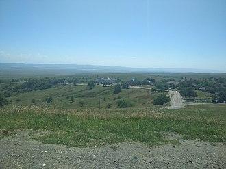 Nadterechny District - Landscape in Nadterechny District