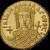 INC-3040-a Солид. Константин VI и Ирина. 793—979 гг. (аверс)