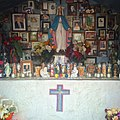 I said a prayer for you at the roadside Marian shrine in Miami, AZ. (25769996153).jpg