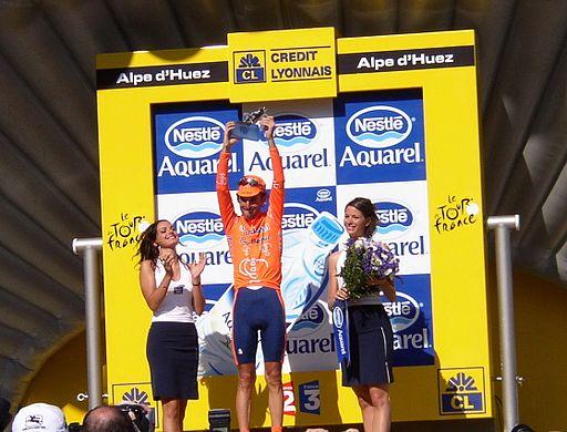 Iban Mayo - Tour de France 2003 - Alpe d'Huez