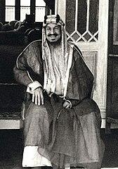 الدوله السعوديه الاولى والثانيه والثالثه 168px-Ibn_Saud