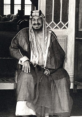 Unification of Saudi Arabia - Abdul Aziz bin Abdul Rahman Al Saud. Founder of Saudi Arabia since 1934 and Commander Unification of Saudi Arabia.