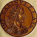 Icones imperatorvm romanorvm, ex priscis numismatibus ad viuum delineatae, and breui narratione historicâ (1645) (14560041579).jpg