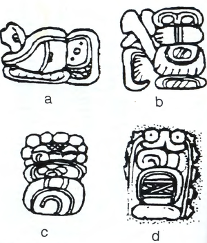 Maya warfare - Image: Iconswarfaremaya