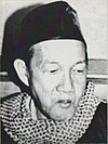Idham Chalid, minister van Sociale Zaken van Indonesië.jpg