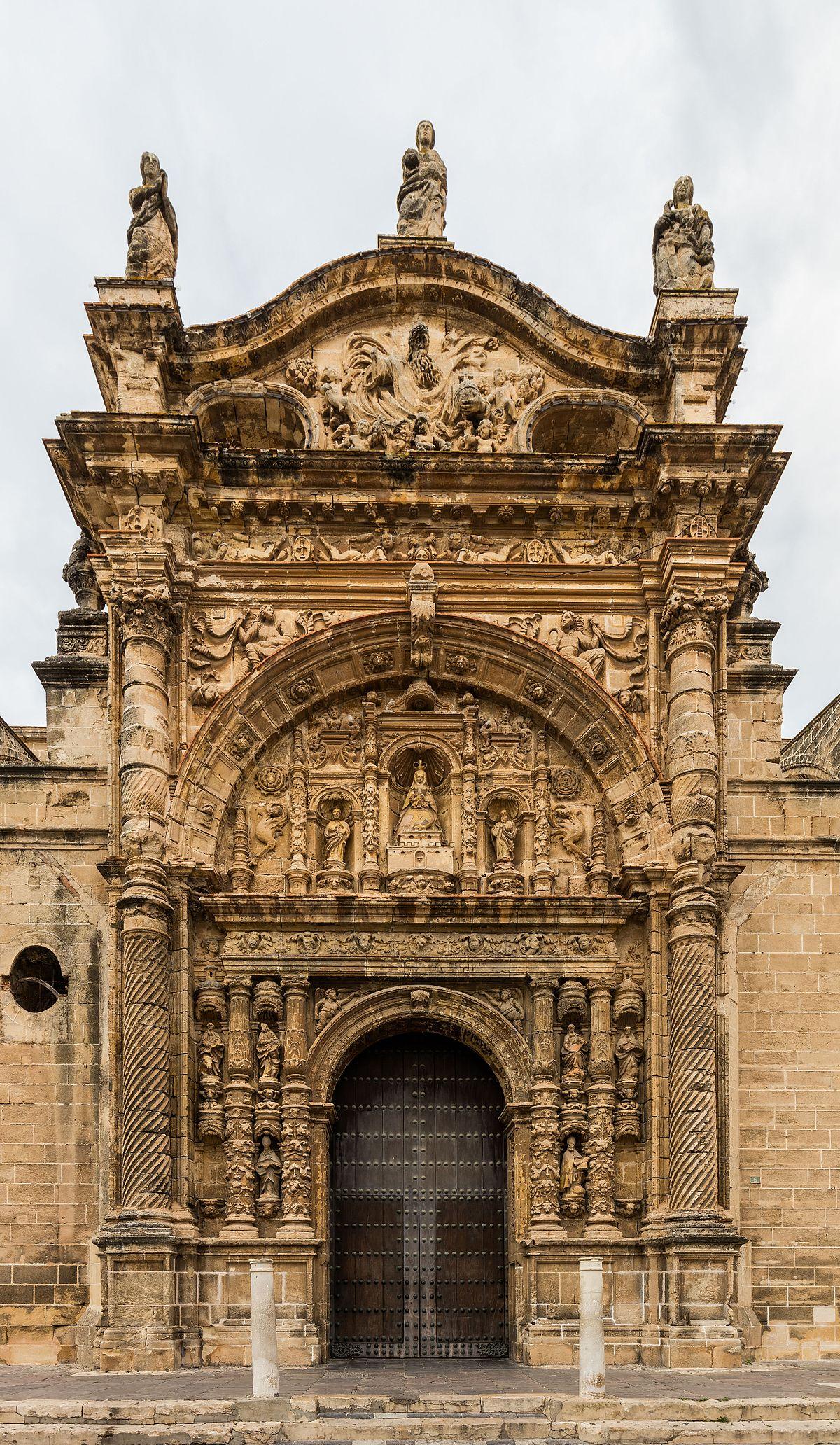 Iglesia mayor prioral el puerto de santa mar a wikipedia la enciclopedia libre - Puerto santa maria cadiz ...