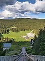 Igman Olympic Jumps, view from K90.jpg