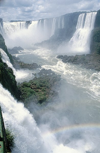 see: Iguazu Falls