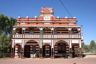 Ravenswood, Queensland Town in Queensland, Australia
