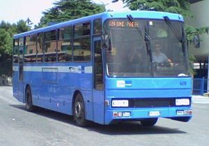 De Simon - Inbus touristic bus