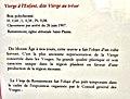 Informations sur la Vierge au trésor.jpg