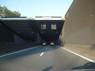 Coen Tunnel - Entrance