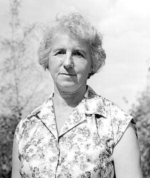 Ingrid Bjerkås - Ingrid Bjerkås in 1959