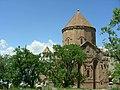 Insel Akdamar Աղթամար, armenische Kirche zum Heiligen Kreuz Սուրբ խաչ (um 920) (39526209785).jpg