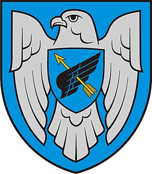 Air Defence Battalion (Lithuania) - Insignia