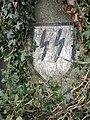 Insignia on the wall - geograph.org.uk - 1753575.jpg